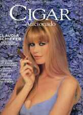 Claudia Schiffer - Cigar Aficionado Magazine - July / August 1997