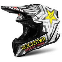 AIROH TWIST TEAM ROCKSTAR MATT MOTOCROSS MX ENDURO OFF-ROAD BIKE HELMET