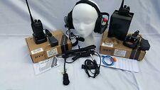 RACECAR RADIO SET IMSA  5 WATT 16 CH Racing Radios Electronics Communications