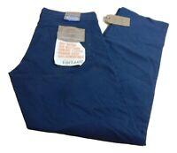 NWT Men's Weatherproof Vintage Comfort Stretch Easy Motion 5 Pocket Twill Pant