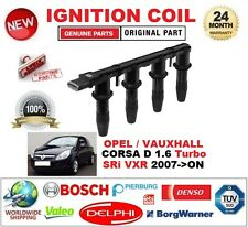 FOR OPEL VAUXHALL CORSA D 1.6 Turbo SRi VXR 2007-> IGNITION COIL 6-PIN CONNECTOR