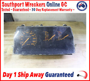 Genuine OEM 1986 Ford Meteor Wagon Instrument Speedo Cluster - Express