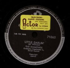 """THE DIAMONDS 78 TOURS FRANCE LITTLE DARLIN'"