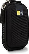 Case Logic ECC-101 Digital Compact Camera Case Black (UK Stock)