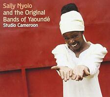 Sally Nylo and The Original Bands Of Yaounde - Studio Cameroon [CD]