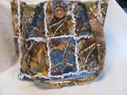 New Realtree Blue and Brown Camo Small Purse - Realtree Camo Purse - Realtree