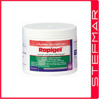 4 x Virbac Rapigel for Dogs and Horses 250g