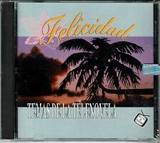 Felicidad  Temas de La Telenovela  BRAND NEW  SEALED CD