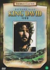 King David 1985 - Region 2 Compatible DVD (UK seller!!!) Richard Gere NEW