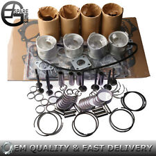 Overhaul Rebuild Kit For Mitsubishi S4S-DT Engine SDMO T40U T40UM T44K Generator