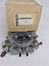 NOS CARTER AVS CARBURETOR 4638S 1968-1969 CHRYSLE-DODGE-PLYMOUTH 383 ENGINE