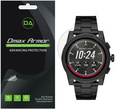 6X Michael Kors Access Grayson Smartwatch Gen 2 HD Clear Screen Protector shield