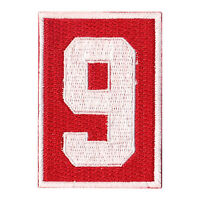 Gordie Howe #9 Detroit Red Wings Memorial Jersey Patch