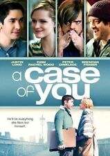 A Case of You (DVD, 2014, WS) Evan Rachel Wood, Sam Rockwell   NEW