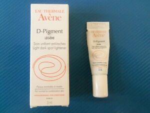 Eau Thermale Avène D-Pigment Rich Dark Spot X4 Lightener 3ml *TRAVEL SIZE* X4