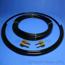 LPG Autogas 6m x 6mm & 2m x 8mm Flexible Pipe kit,FARO Poly Pipe,Copper