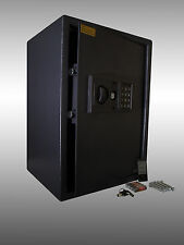 LARGE HIGH SECURITY ELECTRONIC DIGITAL SAFE STEEL HOME