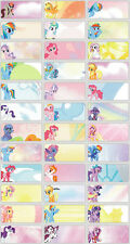 120 Disney Pony pics personalised name label (Small size)