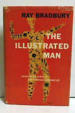 RAY BRADBURY The Illustrated Man HARDCOVER FIRST