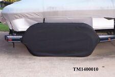NITRO/PROCRAFT: Boat trailer fender/tire storage covers exact fit tandem metal
