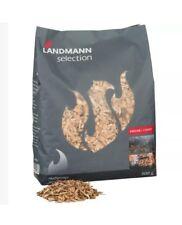 Landmann Räucherchips für Grill BBQ Kirschholz 500g Räucherspäne Räucherholz