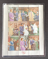 """MINT I Love Lucy Stamps """"The Marriage License"""" LE Commemorative Sheet Issue Mali"""