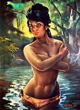 Dealer or Reseller Listed Realism Portrait Art