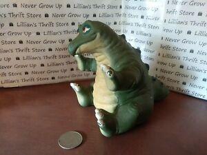 🌟Vintage 1988 Pizza Hut Land Before Time Spike Dinosaur Hand Puppet🌟
