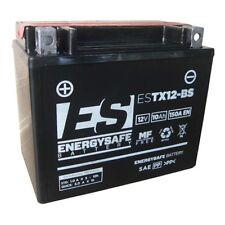 BATERÍA ENERGYSAFE ESTX12-BS 12V/10AH ADLY Quad Crusader 300 2009-in entonces