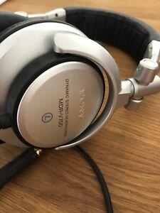 SONY MDR-V700 Kopfhörer - Dynamic Stereo Headphones - Silber -
