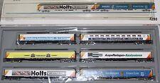 Märklin H0 4290 Shell Salon Train 4 Voiture D'exposition 1 Restaurant- 1