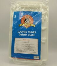 Looney Tunes Molds Bugs Bunny And Friends Gelatin Mold Set Jello Molds