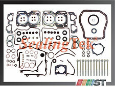 Fit 99-03 Subaru EJ25 SOHC Engine MLS Full Gasket Set with Head Bolts kit motor