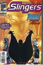 Marvel Comics 1998 SLINGERS #1 Variant Cover (x4) Set Spider-Man