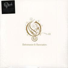 Opeth - Deliverance & Damnation Remixed by St (Vinyl 3LP - 2015 - EU - Original)
