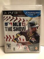 MLB 13: The Show FREE SHIPPING (Sony PlayStation 3, 2013)