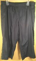 Danskin Now Pants XL 16 to 18 Womens Gray Athletic Workout Yoga Running