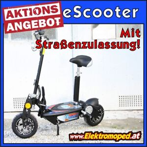 Ersatzteil Elektro-Scooter Freakyscooter ModellEEC-36-500 Elektro-Scooter mit
