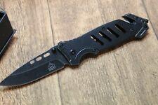 PUMA  TEC  Taschenmesser / Rettungsmesser - Gürtelclip - NEU - 337013