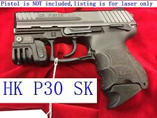 Rechargeable MINI Compact GREEN Laser for Full size hand gun sub-compact pistol