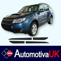 Subaru Forester Mk3 Rubbing Strips | Door Protectors | Side Protection