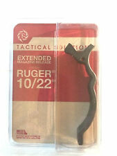 Black Tactical Solutions Extended Magazine Release Lever 10/22 Ruger 10-22 1022