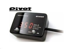PIVOT Speed Meter V Speedo/G-meter/Limiter Cut Red