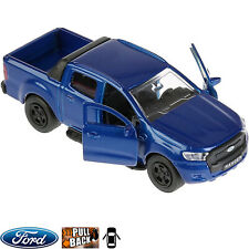 Ford Ranger 1/36 Diecast Car Model Pickup Truck Metal Toy