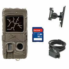 Cuddeback Game Camera + 16Gb Sd Card + Game Camera Mount + Security Cable