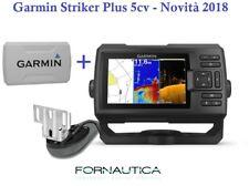 GARMIN STRIKER PLUS 5CV - ECOSCANDAGLIO CON GPS + TRASDUTTORE CHIRP GT20 + COVER