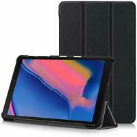 For Samsung Galaxy Tab A 8 (2019) Case Premium Smart Book Stand Cover P200 P205