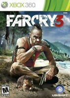 Brand new Sealed FarCry 3 Xbox 360 Video Game Walmart Edition
