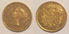 Pièces de monnaie de l'Europe en or de Portugal
