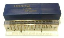 Fix Hohner 270 or Hering 48 Chromatic Harmonica w/Reedplate/Comb 7148 Combo in E